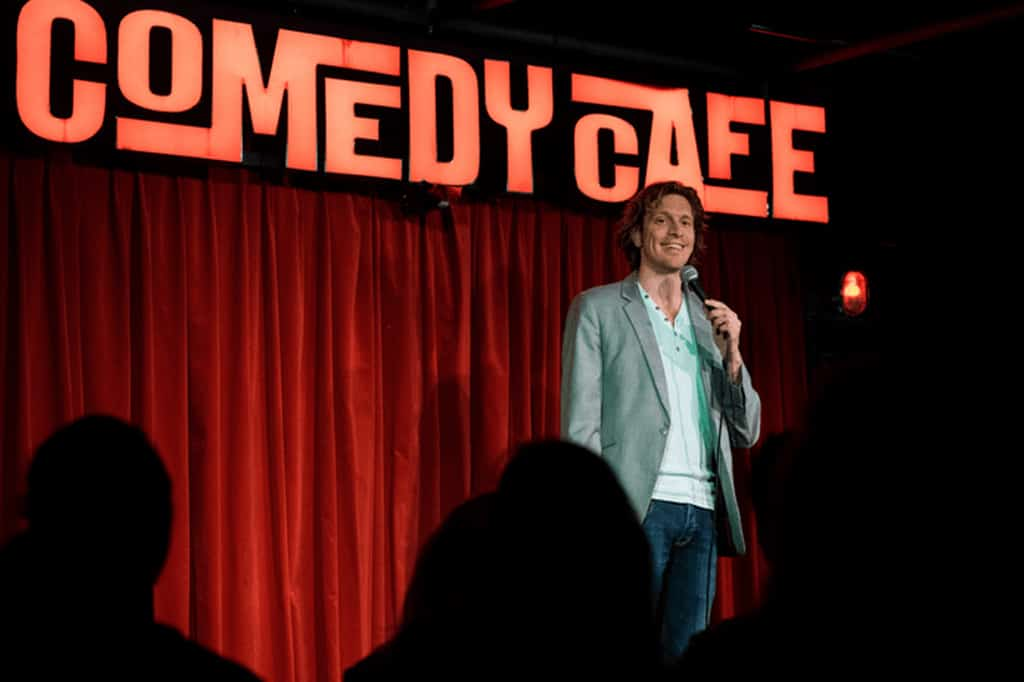 comedycafe amsterdam